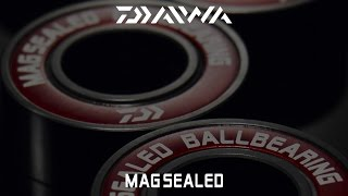 DAIWA: MAG SEALED Technology | 2015