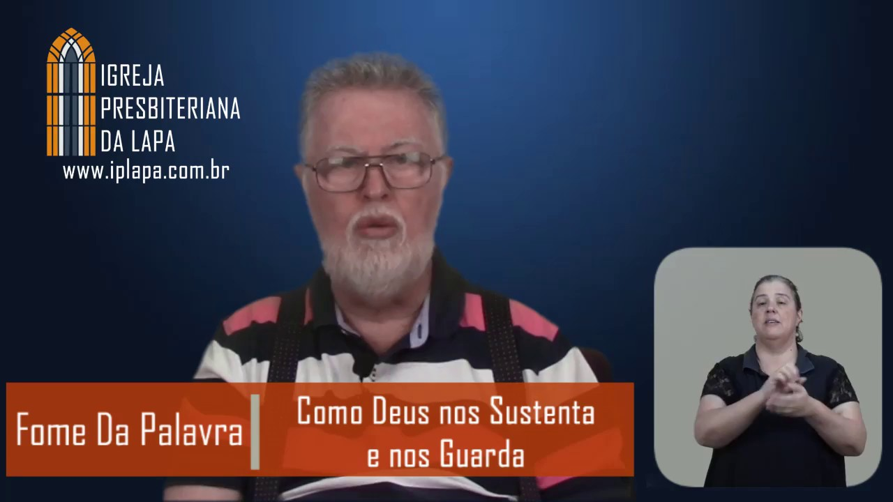 Fome da Palavra - Como Deus nos Sustenta e nos Guarda - Rev. George