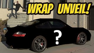 I Wrapped My Cheap Porsche 911 Turbo to Make it Look Expensive