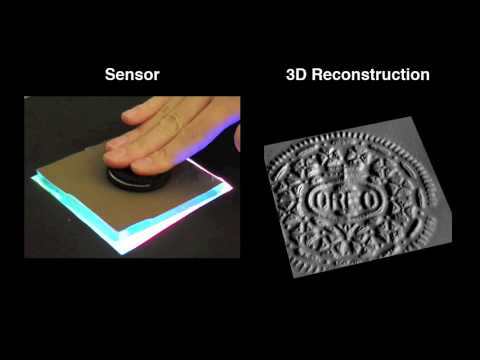 MIT Created a Robot That Maps 3D Objects by Touch