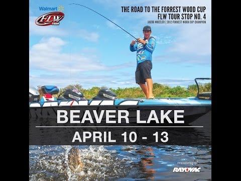 Walmart FLW Tour: Beaver Lake - Day 1 weigh-in