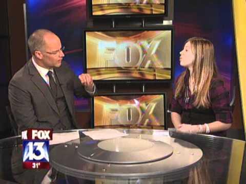 Aria Wallace  WTVTTV FOX 13