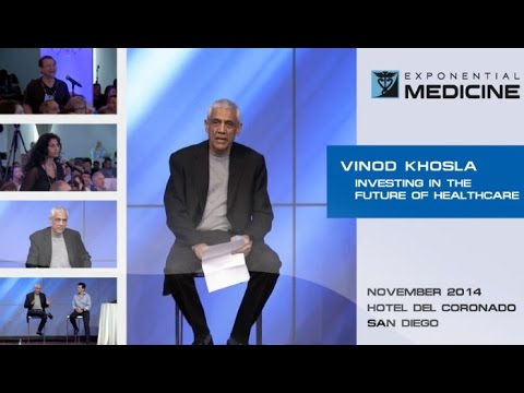Investing in the Future of Healthcare with Vinod Khosla
