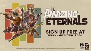 The Amazing Eternals - new game from Warframe devs Digital Extremes