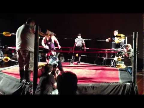 The Thrillbillies vs Markus Ryan and Tommy Dreamer