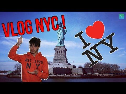MON JOURNAL DE BORD A NEW-YORK CITY - Vlog