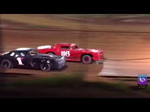 #1w Thunder Feature Wartburg Speedway 9/3/17