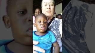 Chillin in Haiti