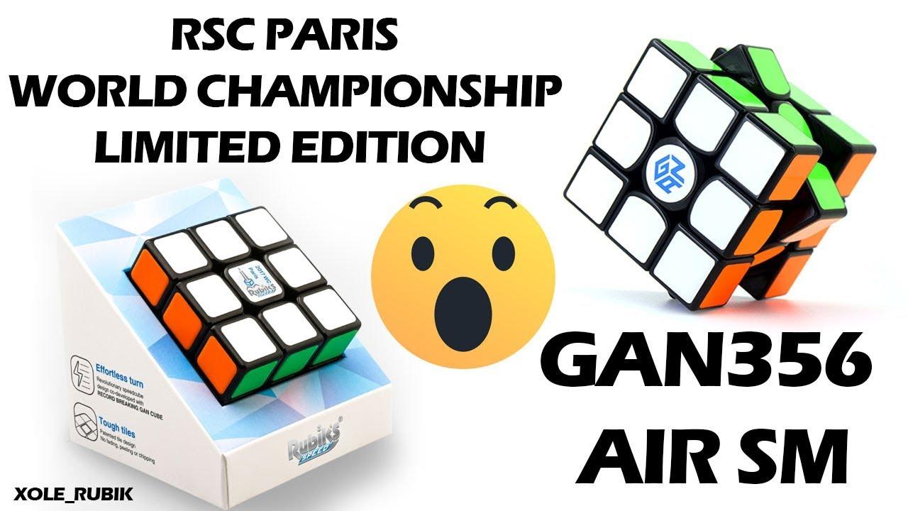 GAN356 Air SM - EL MEJOR 3x3 DEL MUNDO !! Xole_Rubik