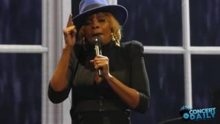 Mary J. Blige - Not Gon' Cry (King and Queen of Hearts Tour Baltimore 11-5-16)