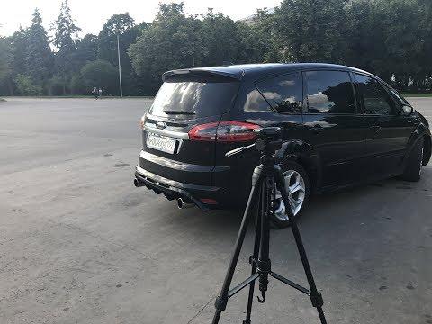 Обзор Ford S-max: обзор Ford S-max от Грача