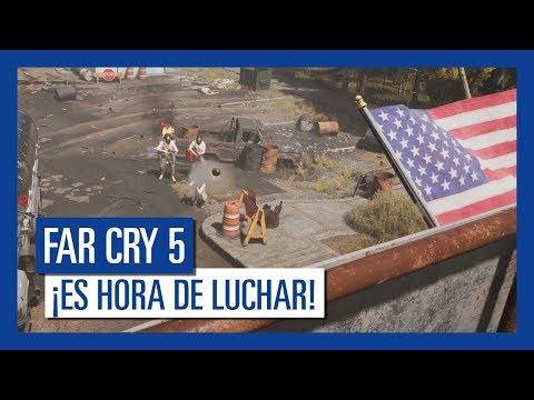 Far Cry 5: La Resistencia | Tráiler | Ubisoft
