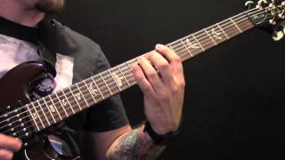 Black No.1 Guitar Tutorial by Type O Negative