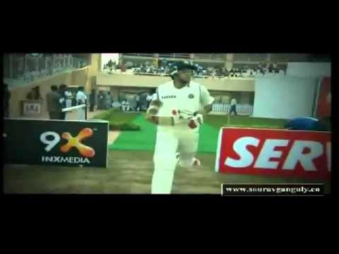 Sourav Ganguly | A Fire Within | Documentary On DaDa