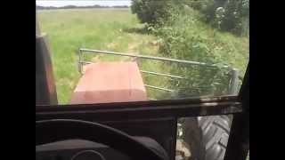 Grass Cutting with the ZETOR 7245