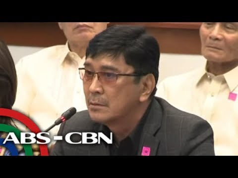 ANC Live: Under fire, Ben Tulfo says not close with siblings