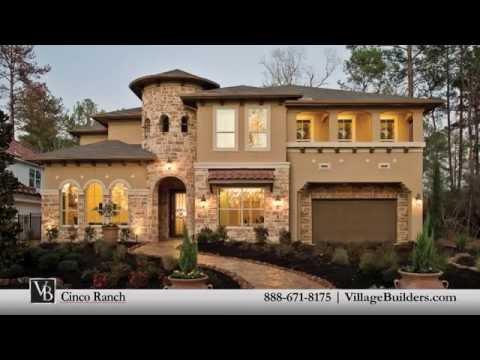 Cinco Ranch Community - Village Builders Houston