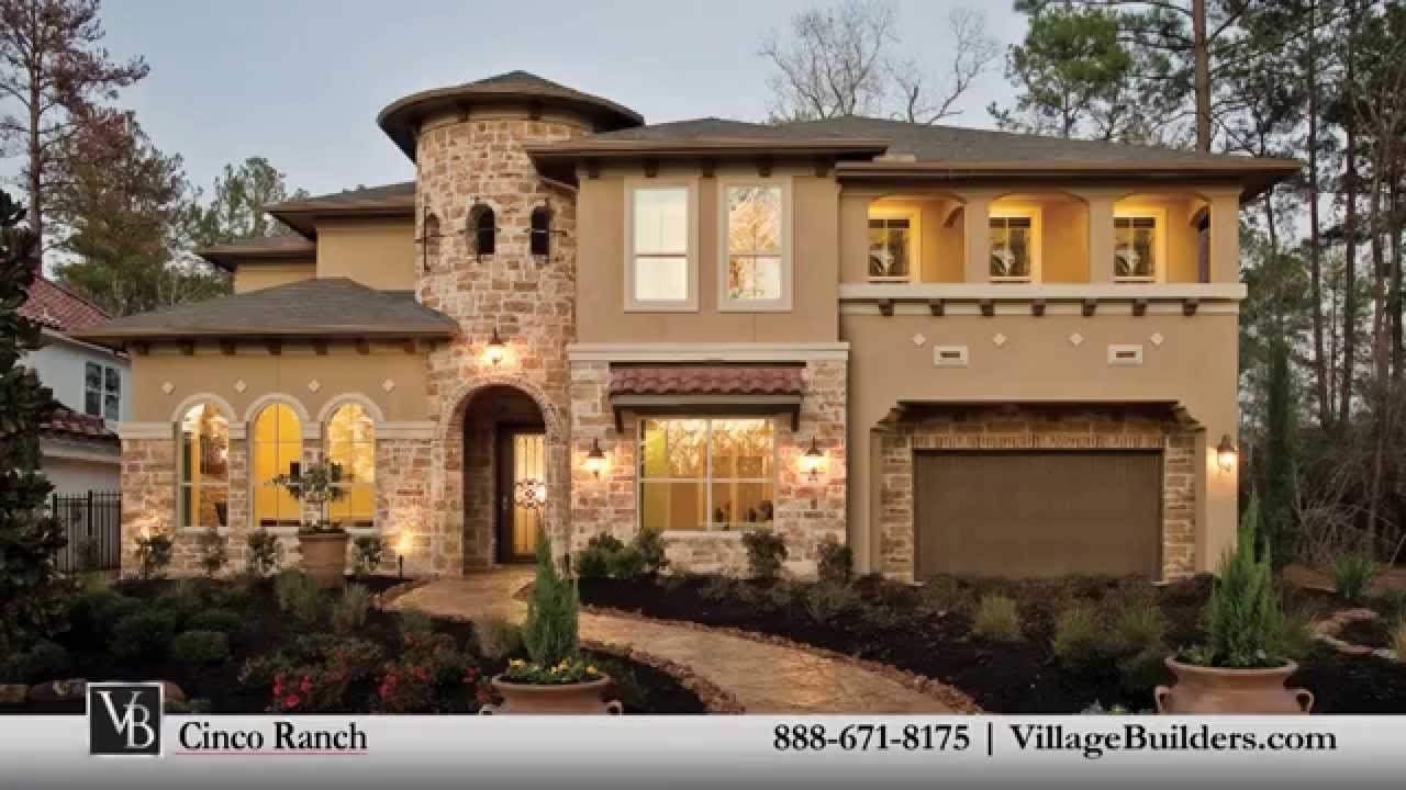 Cinco Ranch Community   Village Builders Houston   YouTube
