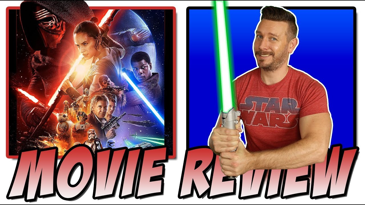 Download Star Wars: The Force Awakens - Movie Review (The Skywalker Saga Reviews)