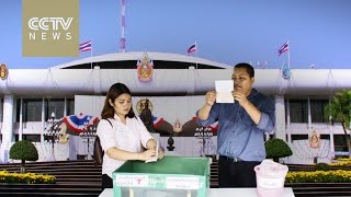 Discussion: Thais vote for new draft constitution