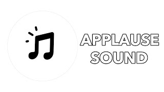 Applause Sound Effect!   FREE TO DOWNLOAD  