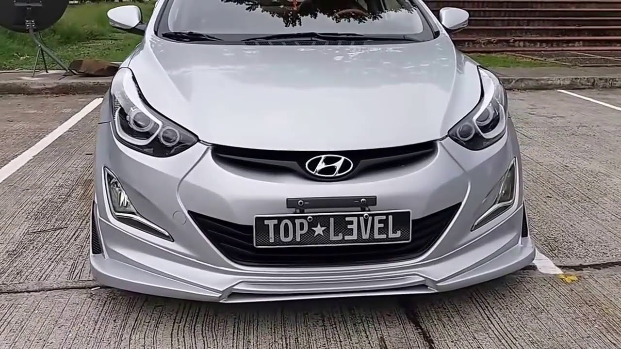 Hyundai elantra modificado Tass Loco507 - YouTube
