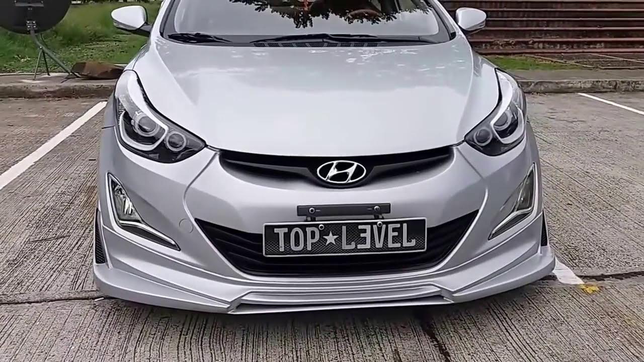Hyundai Elantra Modificado Tass Loco507 Youtube