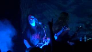 CARCASS - EXHUME TO CONSUME (LIVE IN LONDON 28/3/13)