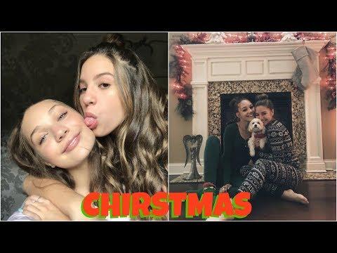 CHRISTMAS WITH THE ZIEGLERS! | MADDIE AND MACKENZIE | KFZ MNZ