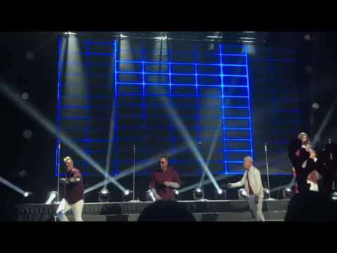 Backstreet Boys - Larger Than Life // Kissmas 2017, Bojangles' Coliseum, Charlotte NC