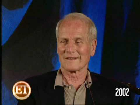 Interview With Paul Newman - Road to Perdition