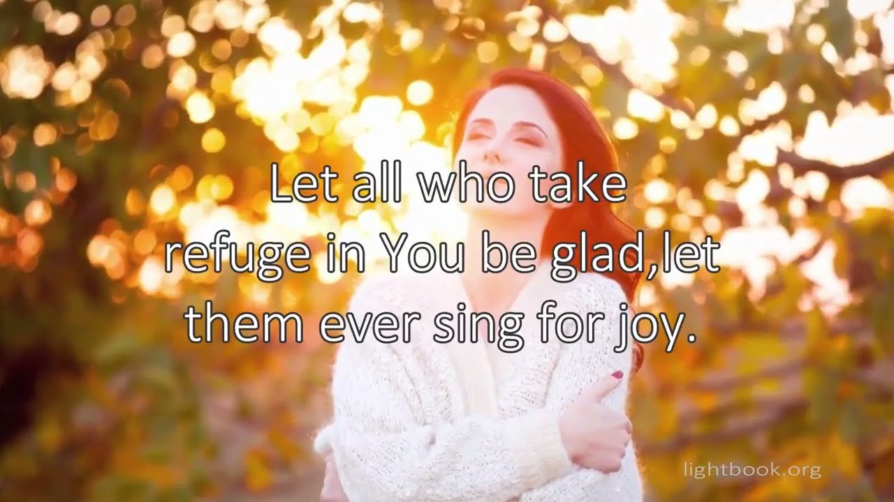 Short Prayer for Personal Protection and Safety - Music and Lyrics
