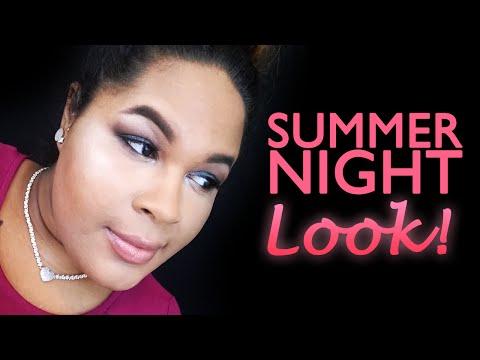 Summer Night Look!