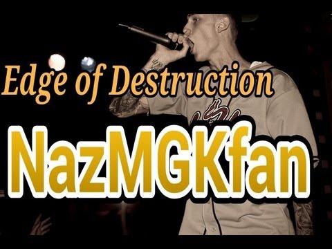 MGK - Edge Of Destruction ft. Tech N9ne & Twista [Lyrics]