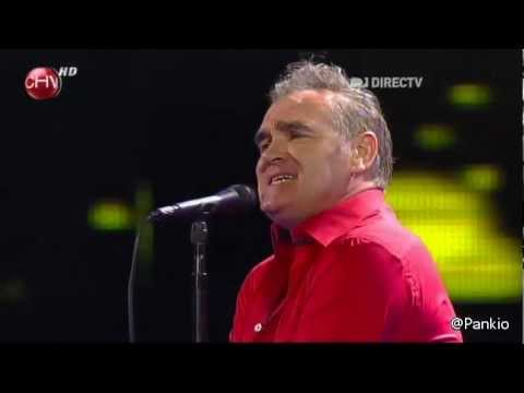 Morrissey  I Want The One I Cant Have  Viña 2012