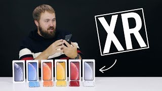 Download Распаковка iPhone XR всех цветов Mp3 and Videos