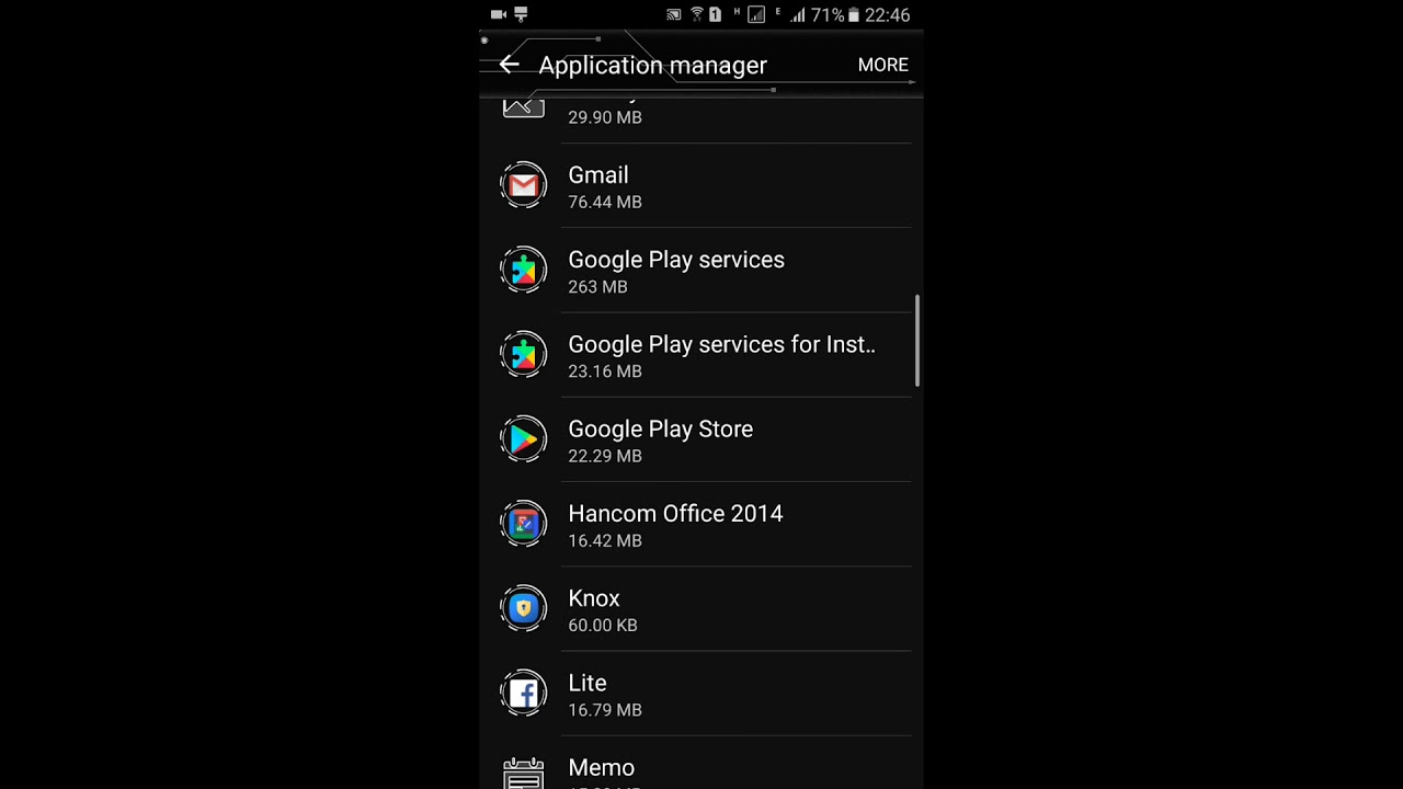 How to fix unfortunately google play services for instant apps has stopped