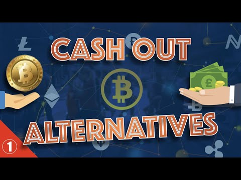 4 Alternatives to Crypto CASH OUT: Fundamentals of BITCOIN &