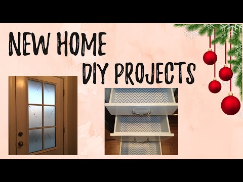 NEW HOUSE DIY PROJECTS | upgrades on a budget | our new house
