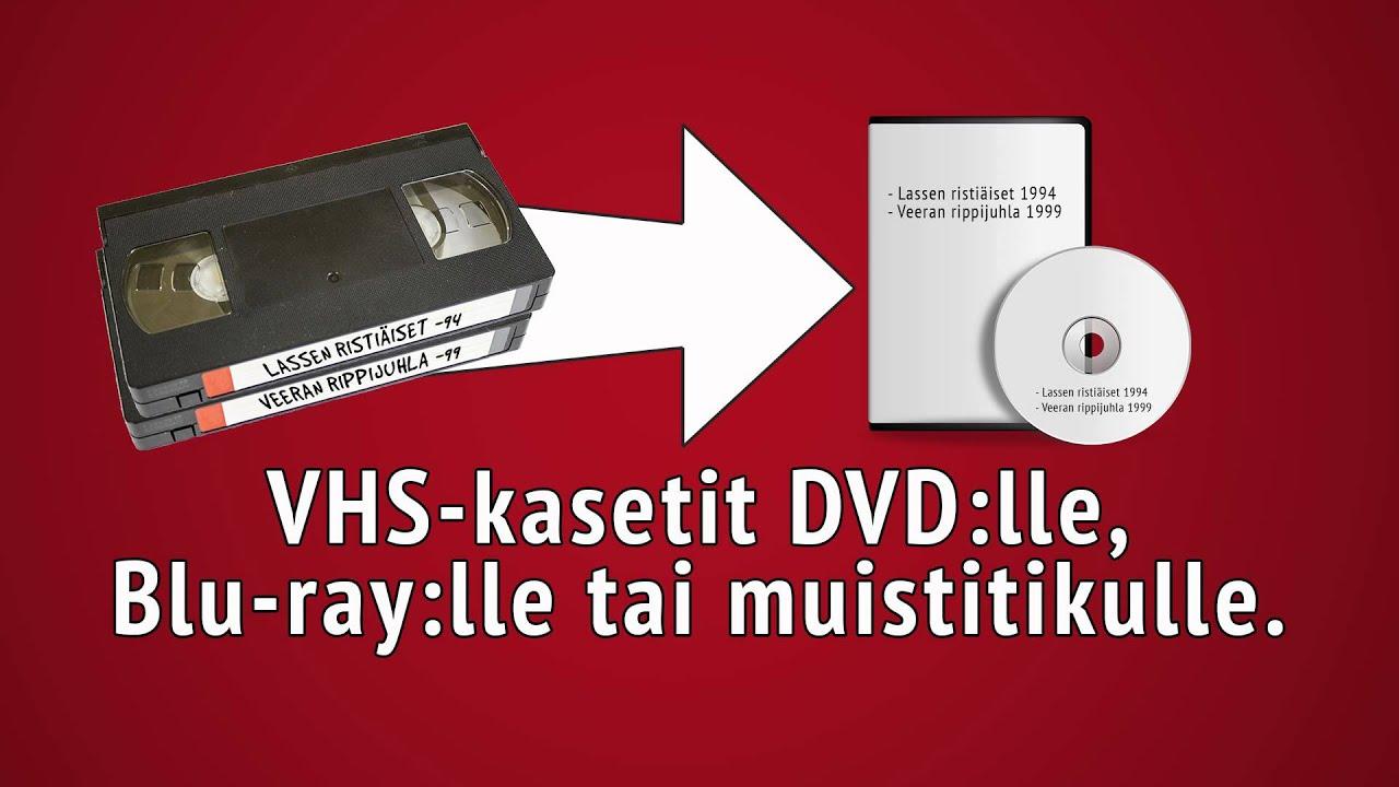 Vhs Dvd Lle