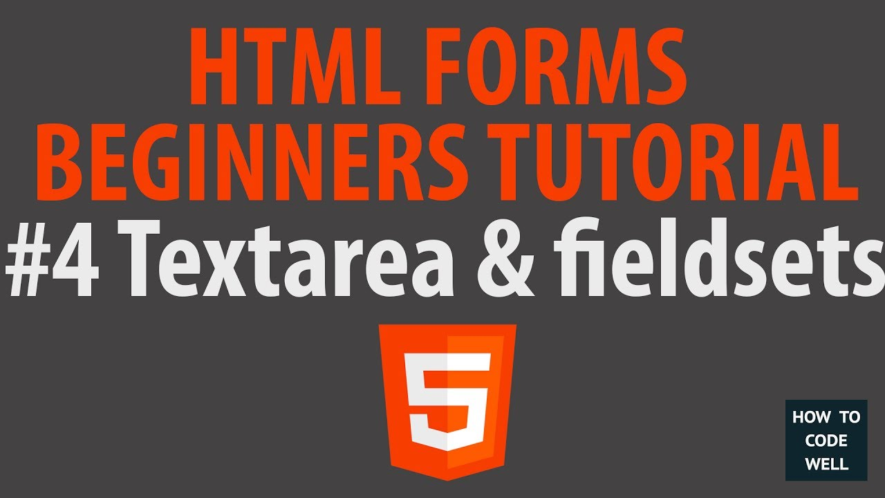 HTML Tutorials for frontend web developers