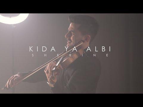 Keda Ya Albi Sherine - كده يا قلبي شيرين- Violin Cover by Andre Soueid