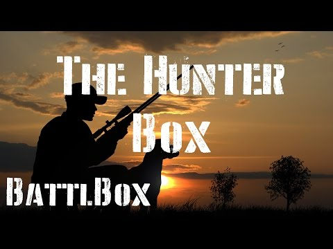 The Hunter Box: BattlBox Mission 11
