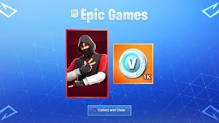 "DÉBLOQUER THE NEW SKIN ""SAMSUNG"" - FREE DANSE ON FORTNITE!"