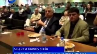 Kanal 35 - Selçuk'a Kardeş Şehir
