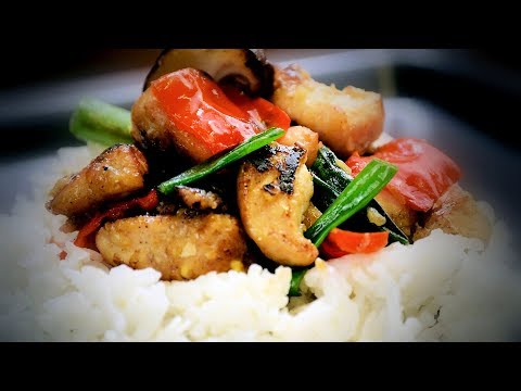 Chinese Five Spice Chicken Stir-Fry Chinese Style Recipe