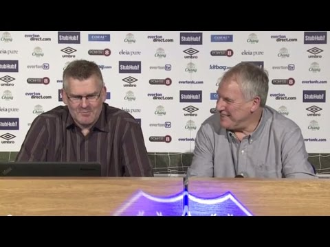 #AskRoyle - Everton legend Joe Royle answers your questions