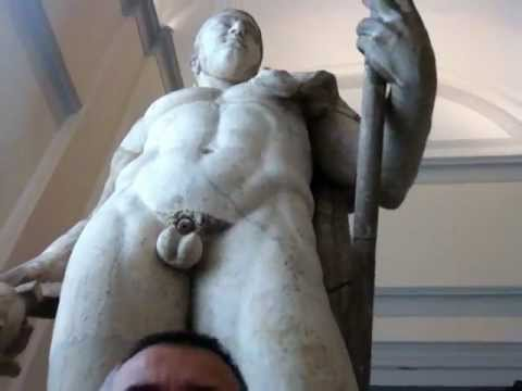male nude throughout history