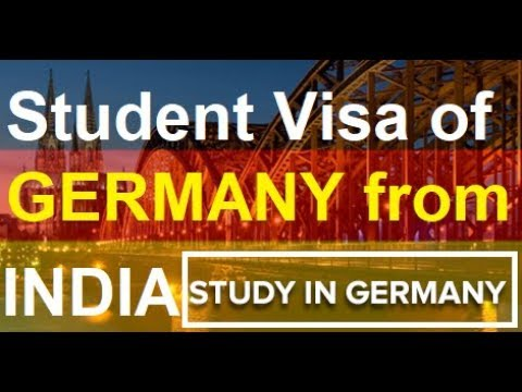 Study in Germany for Indians