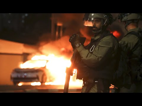 Israel: Communal violence erupts between Jewish and Arab Israelis in several cities